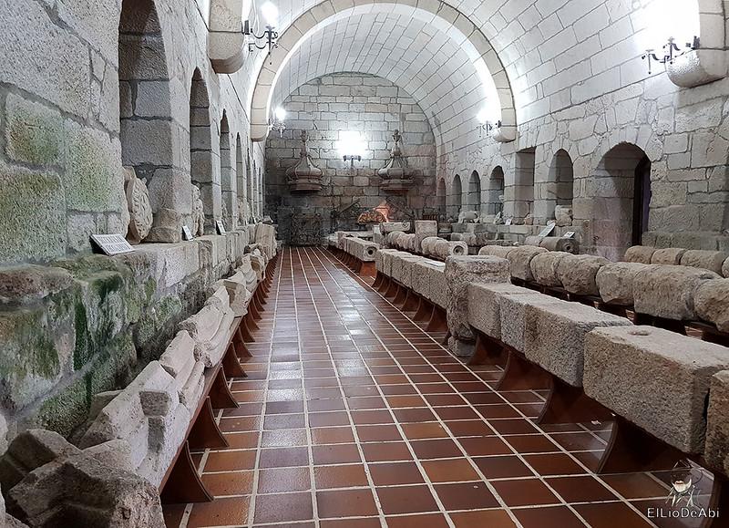 Un día en el Camino de Santiago Vía de la Plata Monasterio de Oseira (16)