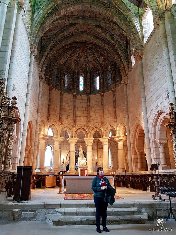 Un día en el Camino de Santiago Vía de la Plata Monasterio de Oseira (14)