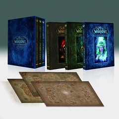 World of Warcraft – Coffret 3 Volumes, Tome 1 à Tome 3 : Chroniques