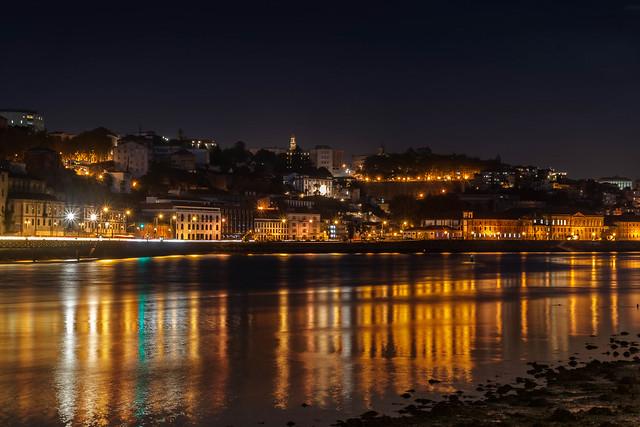 Porto la nuit