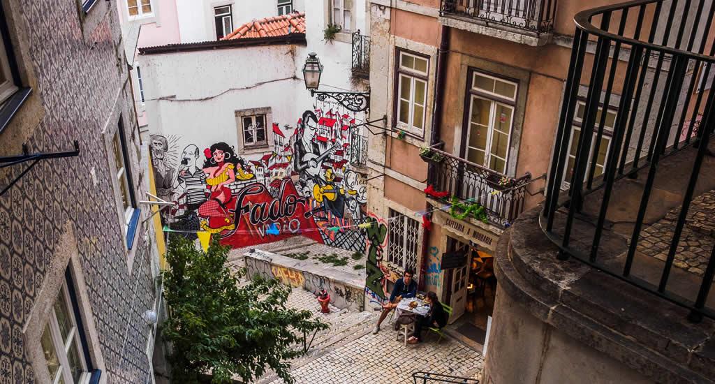 De leukste wijken in Lissabon | Ontdek de wijk Mouraria in Lissabon
