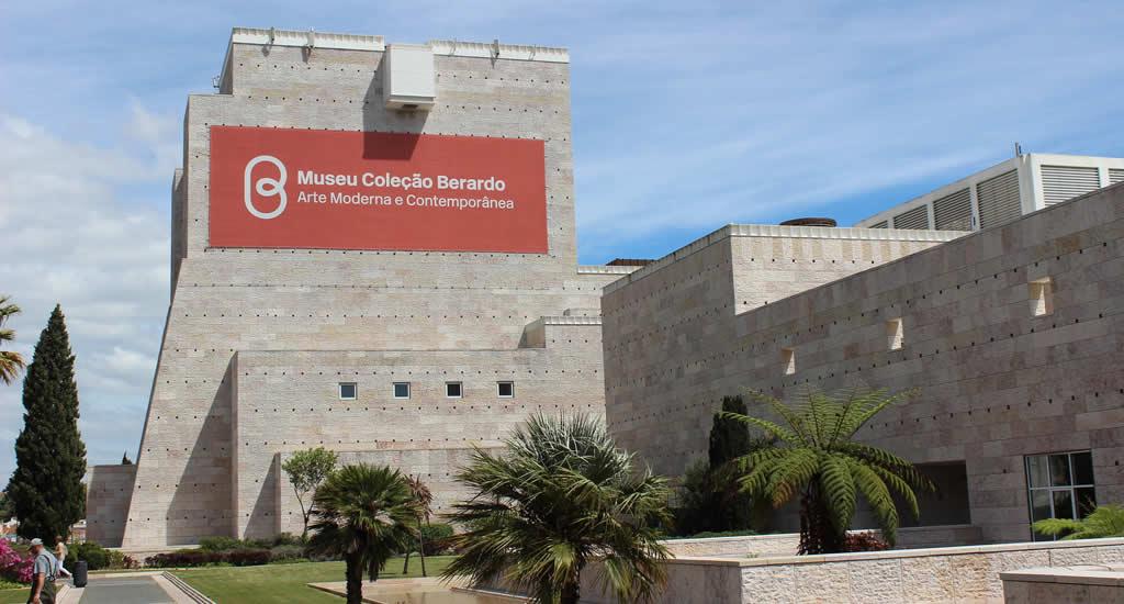 Berardo Museum, Lissabon | Mooistestedentrips.nl