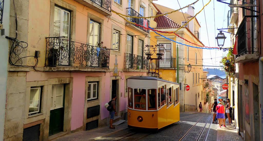 Bairro Alto Lissabon | Mooistestedentrips.nl