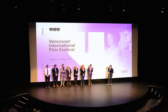 Andrew Huculiak 'Ash' | VIFF 2019 | Playhouse Theatre