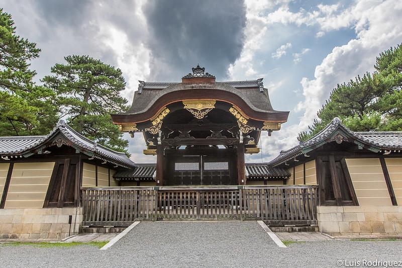 Puerta Kenshun-mon