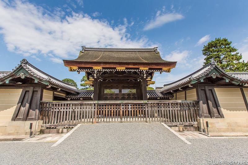 Puerta Gishu-mon