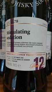 13.78 - Stimulating sedation