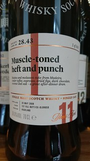 28.43 - Muscle-toned heft and punch