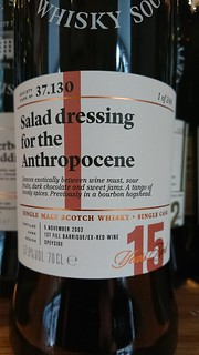 37.130 - Salad dressing for the Anthropocene