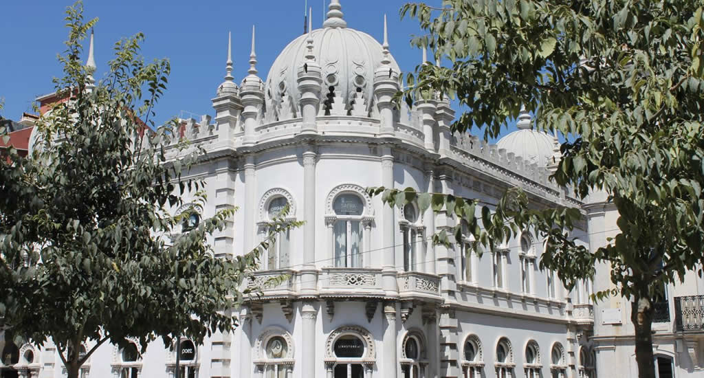 Embaixada Lissabon | Mooistestedentrips.nl