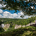 Inspiration Point at Letchworth State Park