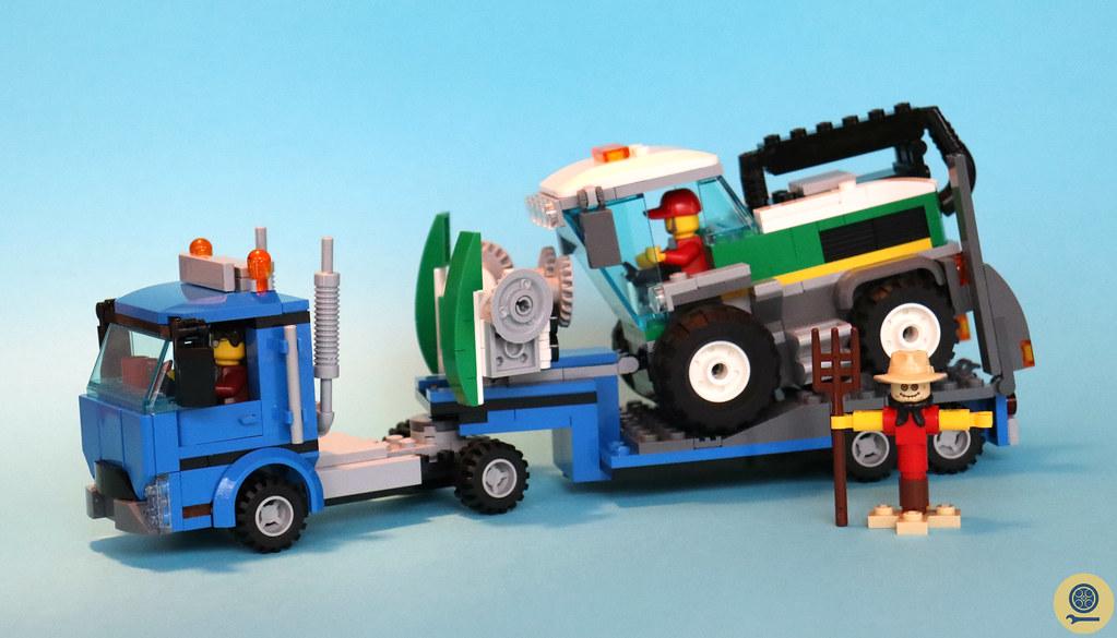 60223 Harvester Transport 4