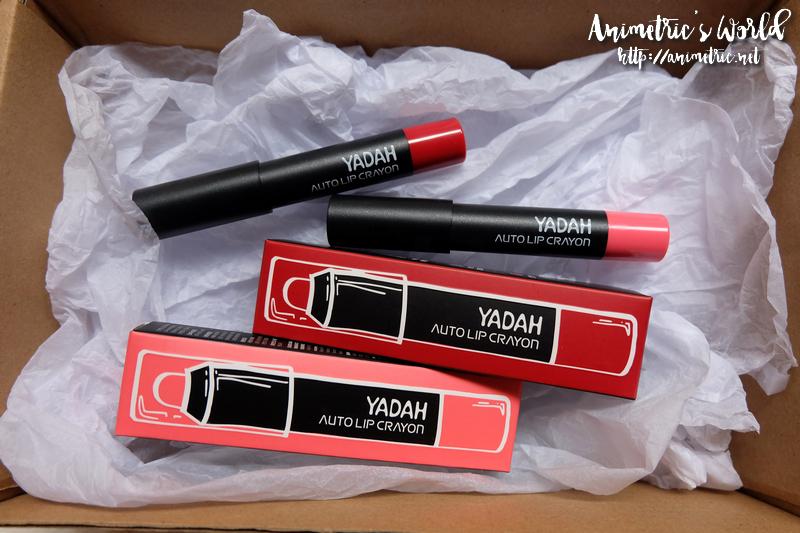 Yadah Auto Lip Crayon