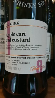 G15.6 - Apple cart and custard