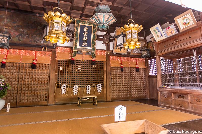 Santuario Shirakumo