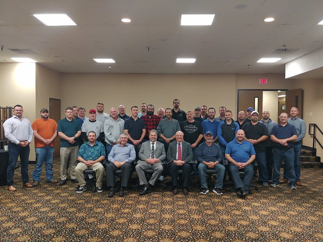 2019 New Officers Training