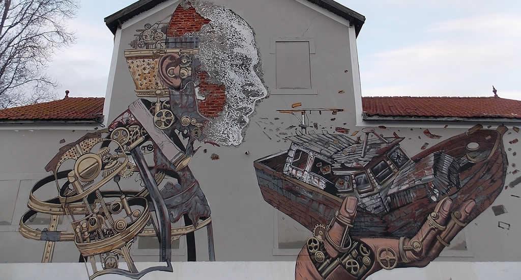 Street art Lissabon | Street art tour in Lissabon, Portugal