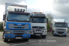 LesD's pics posted a photo:	Massed ranks, ready to roll from Cardigan (to Aberystwyth) R621 VVR,KX04 CEA,HK10 HJF,GJ08 YCL,DX54 RVA, DO03 GEM,KN56 DDF, R6 SJSAll in this row but also BX54 GSK & DX55 CUA. L217 VLT must have left earlier.11/11/2019