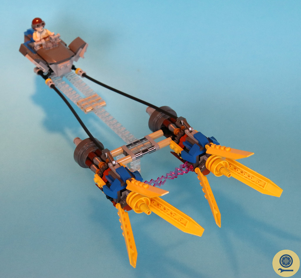 75258 Anakins Podracer  20th Anniversary Edition 2