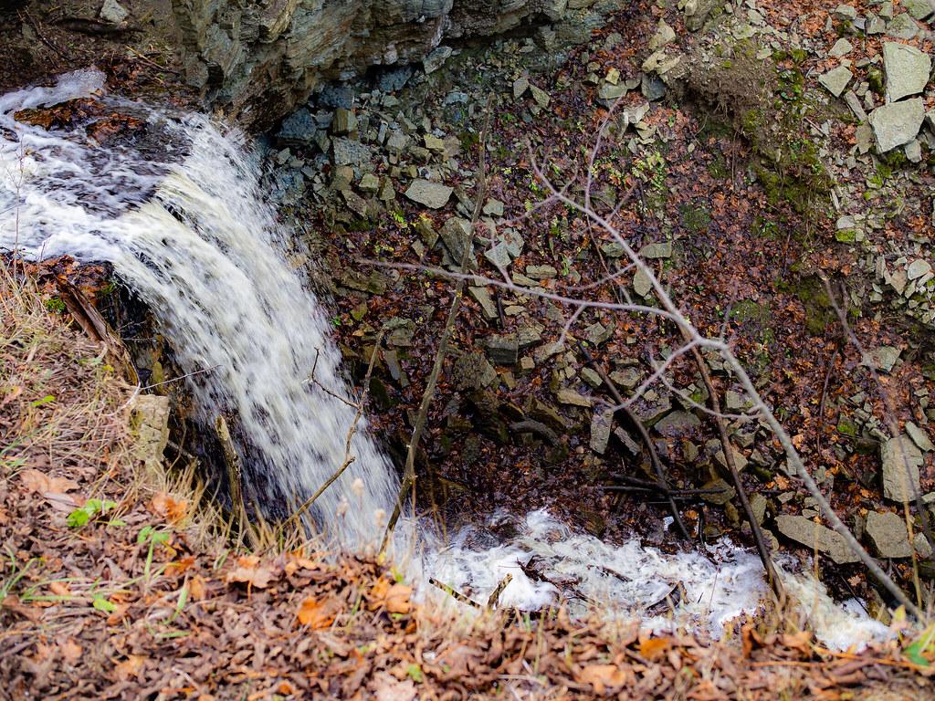 Itä-Viro vesiputous