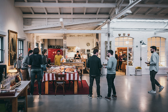 La Marzocco Open House Cologne November 2019