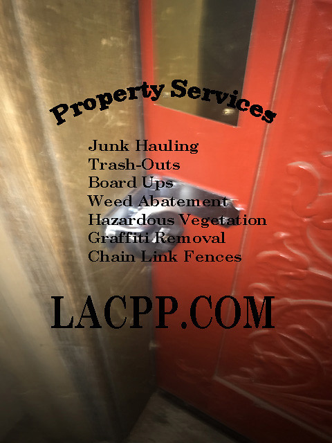 sherman oaks foreclosure property emergency securing