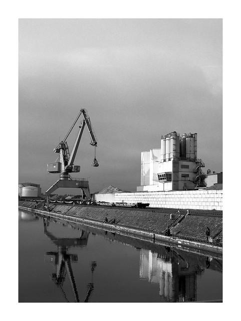 Aschaffenburg // Hafen