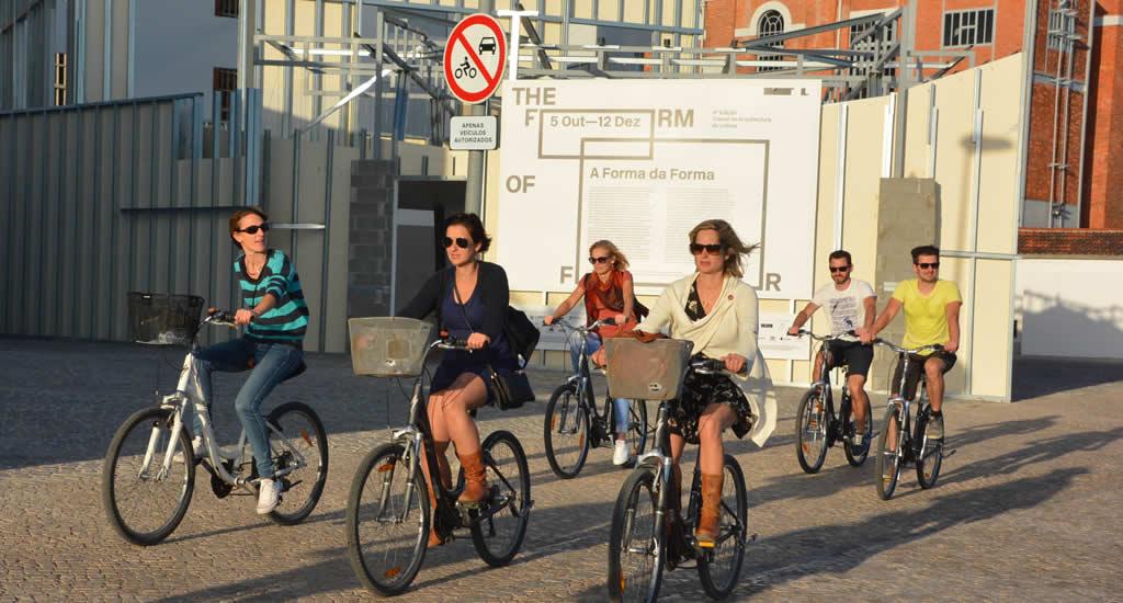Doen in Lissabon | Fietsen in Lissabon