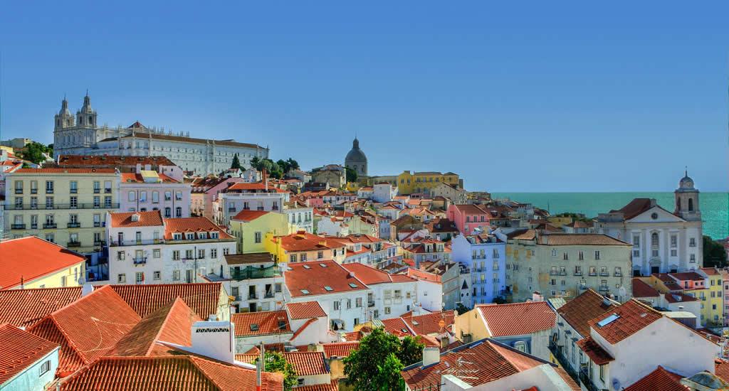 Leuke wijken in Lissabon | Ontdek de wijk Alfama in Lissabon