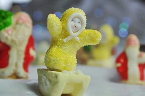 "Flickr Friday ""Celebration"" - Sorry!...Antique Christmas Cake Decorations"