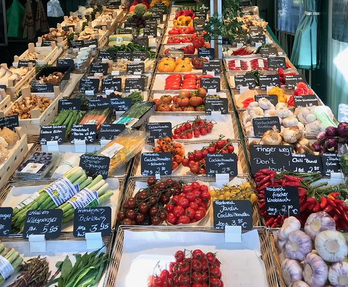Munich Food Market. From 10 Places Where History Comes Alive in Munich