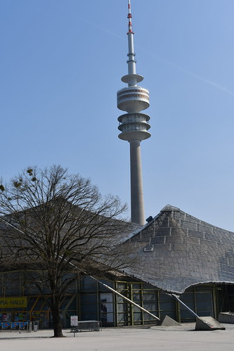 Munich's Olympic Park. From 10 Places Where History Comes Alive in Munich