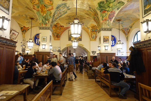 Inside Hofbrauhaus. From 10 Places Where History Comes Alive in Munich