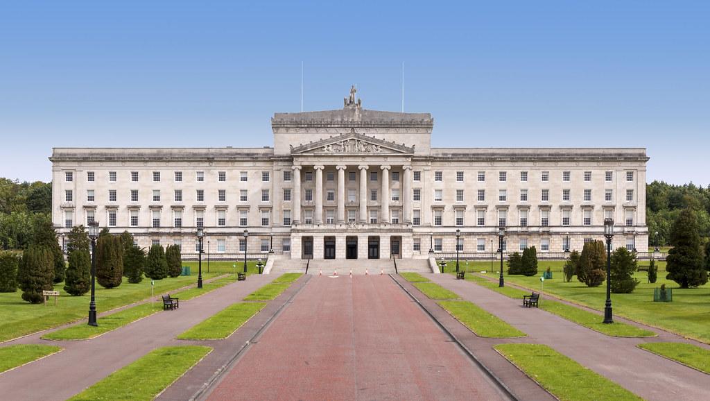 Stormont parliament building