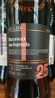1.212 - Beeswax on barrels