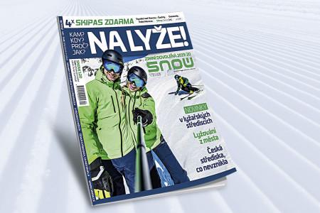 SNOW 120 time - speciál na zimní dovolenou + 4x skipas zdarma