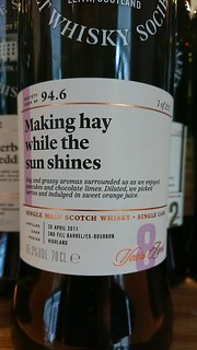 94.6 - Making hay while the sun shines