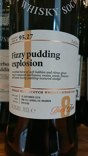 95.27 - Fizzy pudding explosion