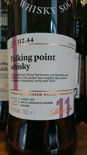 112.44 - Talking point whisky
