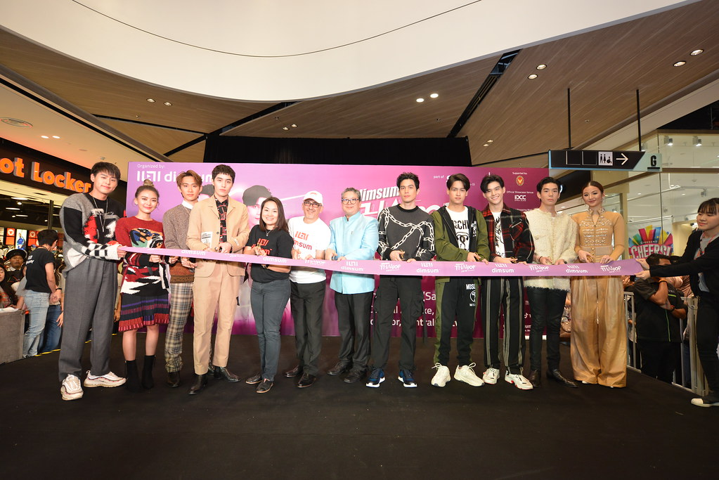Ribbon cutting ceremony  (1)