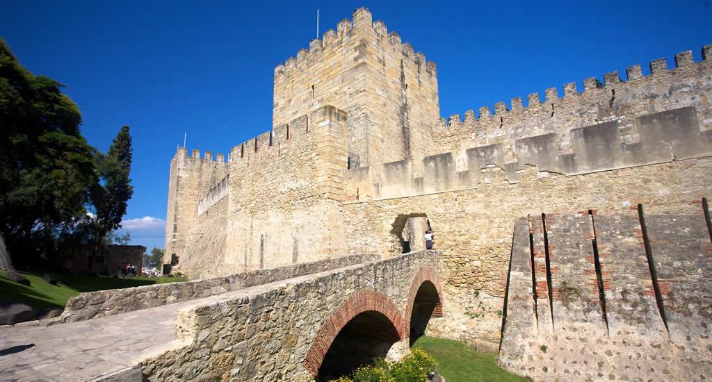 Castelo de São Jorge | Mooistestedentrips.nl