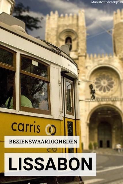 Bezienswaardigheden Lissabon | De leukste dingen om te doen in Lissabon