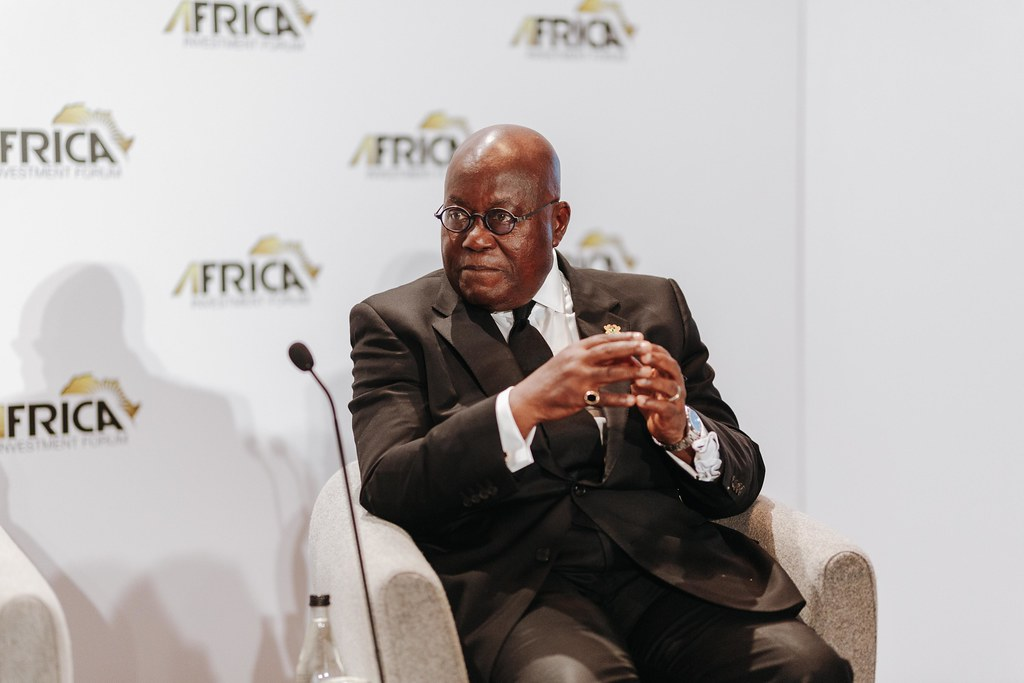 Africa Investment Forum 2019: Invest in Africa's Space: Conversation with African Heads of State