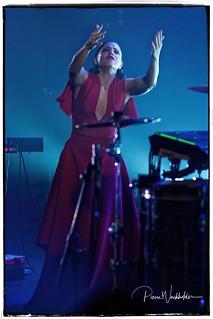 Emel Mathlouthi concert at Botanique, Brussels