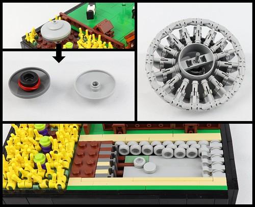 Alien invasion - Building techniques