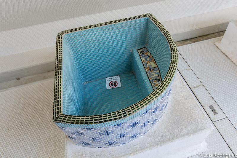 Bañera de 1960 de Nagae Shoten