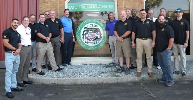 Local 53 - New Training Center