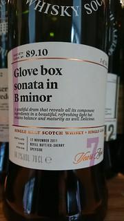 89.10 - Glove box sonata in B minor