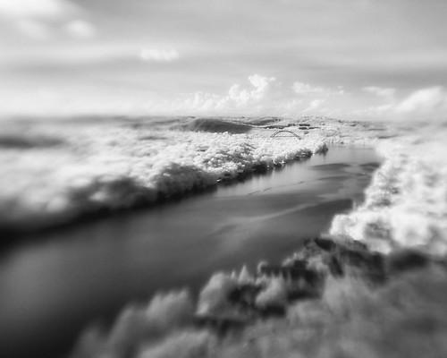 infrared hoyar72 lensbaby blur blackandwhite monochrome landscape austin texas pennybacker coloradoriver lakeaustin mountbonnell