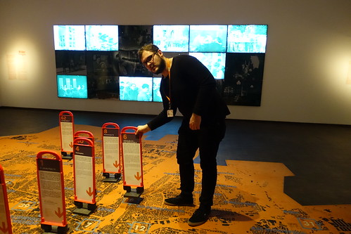 interactive exhibit at the Jewish Museum. From 10 Places Where History Comes Alive in Munich